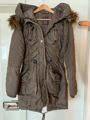 Dreimaster Parka Winterjacke Mantel Jacke