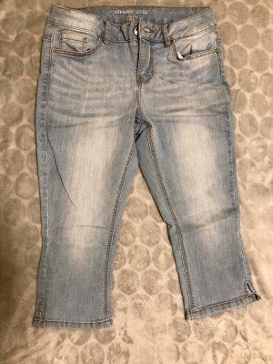 Orsay Jeans a 3/4 azzurro