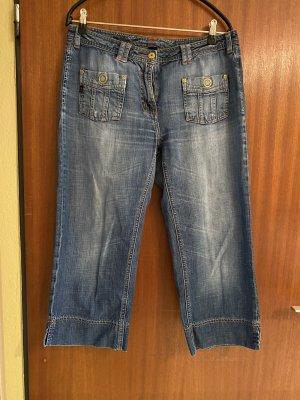 Cecil Jeans a 3/4 azzurro