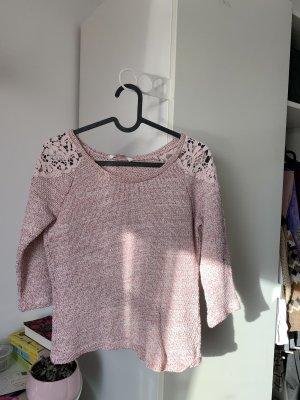Dreiviertel Pullover
