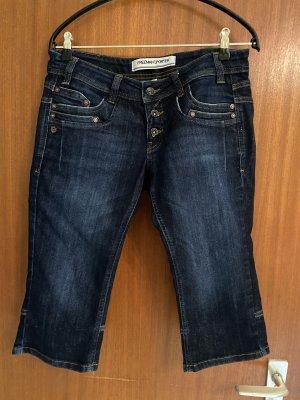 Freeman t. porter Jeans a 3/4 blu scuro