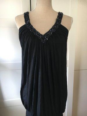 Dress Black Glitter