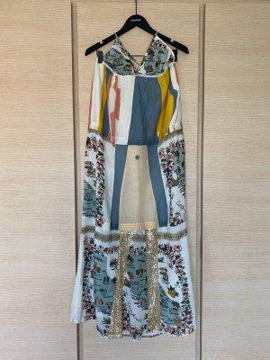 Custo Barcelona Maxi abito multicolore