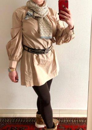 Baum & Pferdgarten Mini-jurk zandig bruin-camel