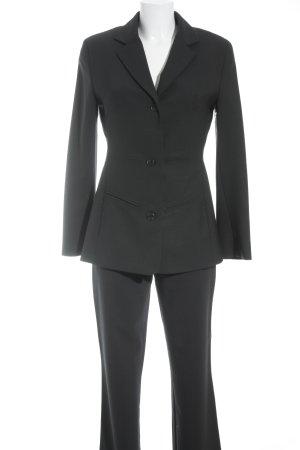 Dress In Business-Anzug schwarz Business-Look