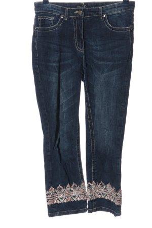 Dress In High Waist Jeans