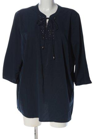 Dress In Schlupf-Bluse