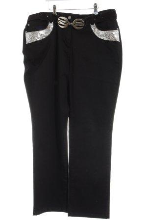 Dress In Straight-Leg Jeans schwarz Casual-Look