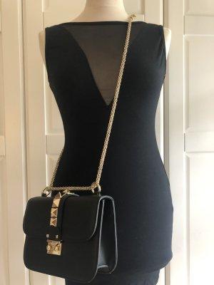 American Apparel Mini Dress black