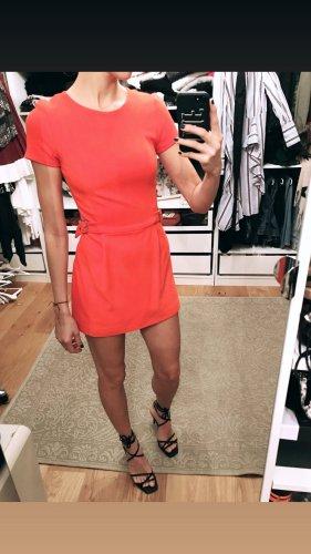 Dress Mini Orange Shorts