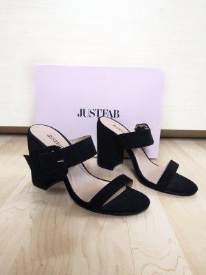 Dress Sandals, Miriana Black-NEU!