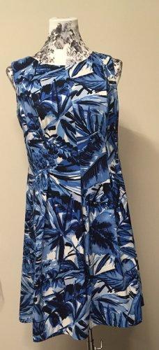 Dressbarn Kleid Gr.36/38 blau