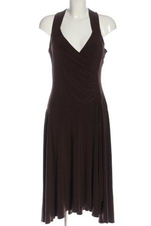 Dresses Unlimited Midikleid braun Elegant