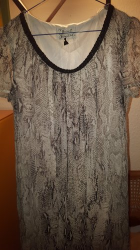 """Dresses unlimited"" Schlangenprint Chiffon Kleid Gr.36 *neu* snake"