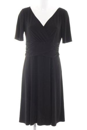 Dresses Unlimited Stretchkleid schwarz klassischer Stil