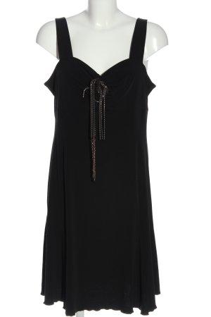 Dresses Unlimited Trägerkleid schwarz Elegant