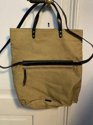 Dries van Noten Pouch Bag multicolored cotton