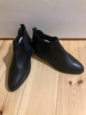Drievholt Ankle Chelsea Boots Leder, 39 wie neu