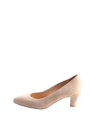 Drievholt Spitz-Pumps pink Casual-Look