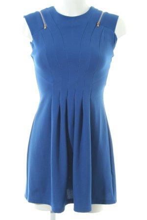 Drole de copine Minikleid blau Elegant