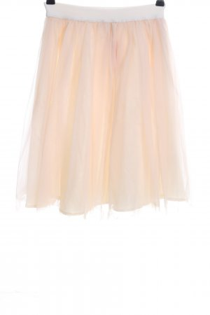 Drole de copine Tulle Skirt cream polyester