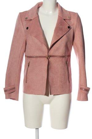 Drole de copine Übergangsjacke pink Casual-Look