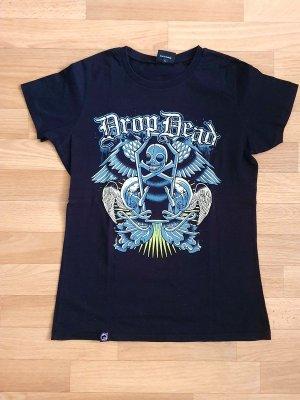 Drop Dead Oli Sykes BMTH Shirt mit Print 38