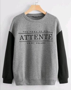 DropShoulder Sweatshirt