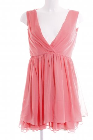 Dry Lake A-Linien Kleid apricot Casual-Look
