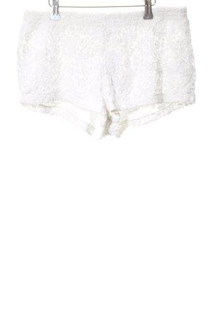 Dry Lake Hot Pants weiß Casual-Look