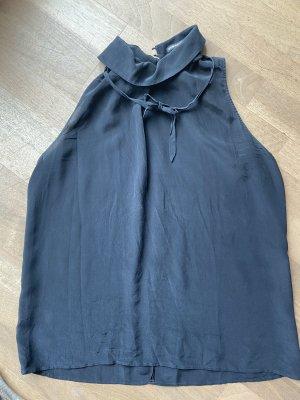 Drykorn Blusa con lazo negro