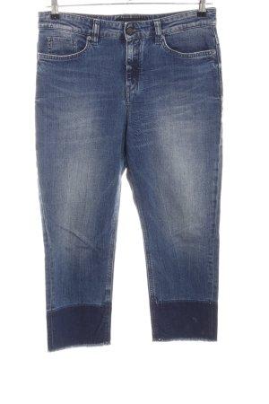 Drykorn Jeansy 7/8 niebieski W stylu casual