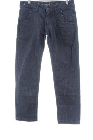 Drykorn 7/8 Jeans graublau Casual-Look