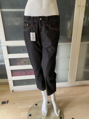 Drykorn for beautiful people Jeans larghi blu scuro