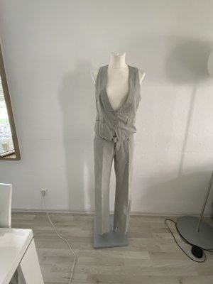 Drykorn Trouser Suit light grey