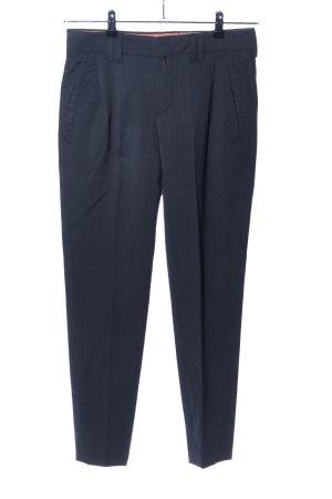 Drykorn Pantalón de vestir negro estilo «business»