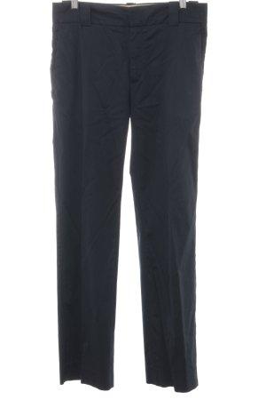Drykorn Anzughose dunkelblau Business-Look