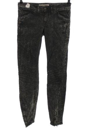 Drykorn Jeans da motociclista nero stile casual