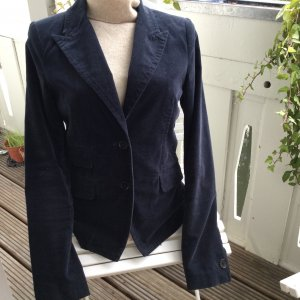 Drykorn for beautiful people Blazer unisex azul oscuro