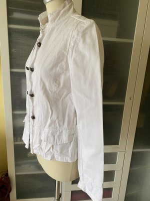 Drykorn for beautiful people Blazer in jeans bianco
