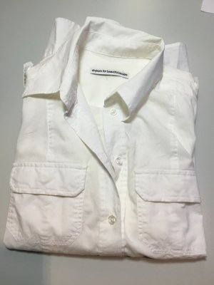 Drykorn Bluse Weiß s 36