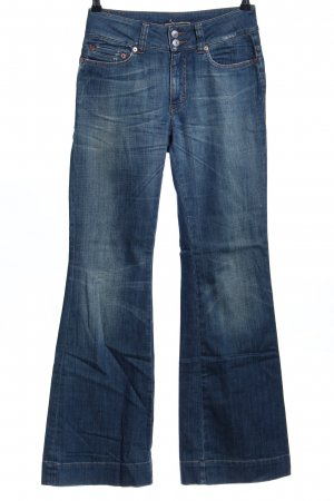 Drykorn Boot Cut Jeans blue casual look