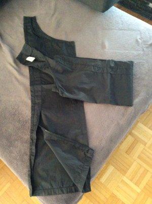 Drykorn Pantalone da equitazione nero Tessuto misto