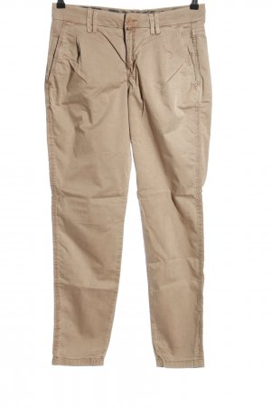 Drykorn Chinohose wollweiß Casual-Look