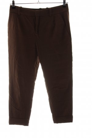 Drykorn Chinohose braun Business-Look