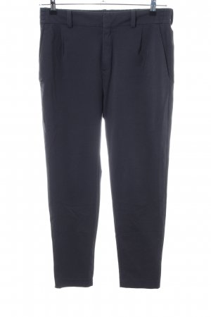 Drykorn Chinohose blau Business-Look