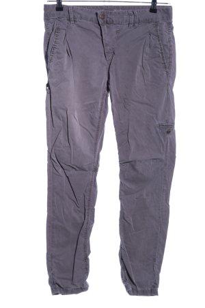 Drykorn Pantalon chinos gris clair style décontracté