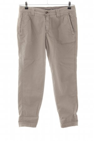 Drykorn Chinohose hellgrau Casual-Look