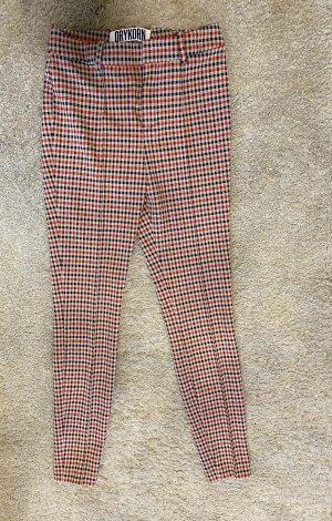 Drykorn Spodnie z zakładkami Wielokolorowy