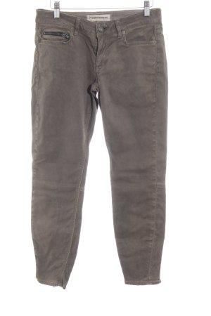 Drykorn Five-Pocket-Hose graubraun Casual-Look